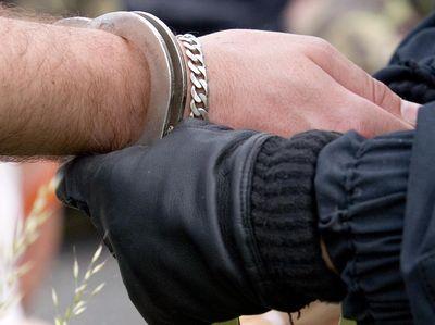 Policejní hlídka přistihla dva pachatele