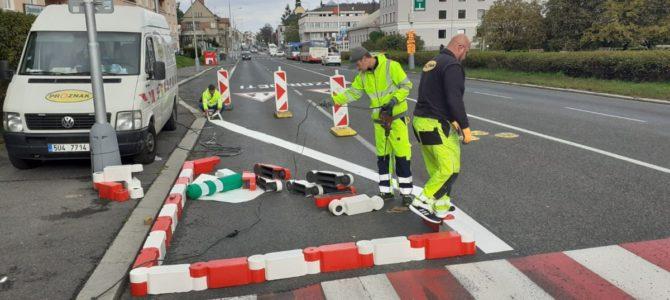 Bezpečnost v silničním provozu je naší prioritou