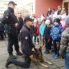 Policistky navštívily děti ze ZŠ 1.KŠPA v Kladně