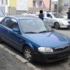Po městě jezdil řidič, jehož vozidlo bylo vyřazeno z evidence