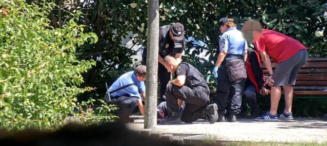 Asistenti prevence kriminality měli rušnou středeční službu